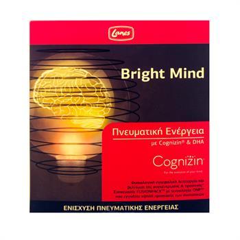 Lanes Bright Mind Συμπλήρωμα Διατροφής για την Ενίσχυση της Πνευματικής Ενέργειας 10 Αμπούλες & 10 κάψουλες