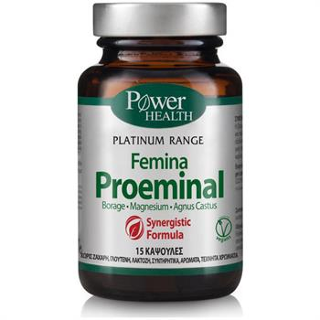Power Health Platinum Range Femina Proeminal 15caps