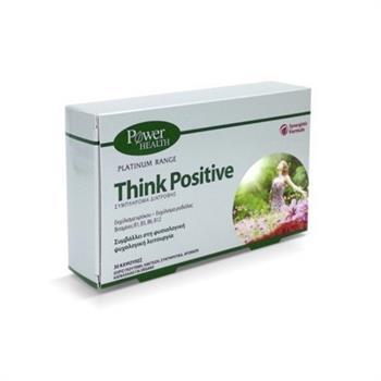 Power Health Classics Platinum Think Positive 30Caps