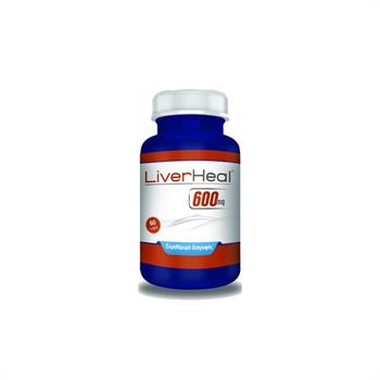 Liverheal 600mg 60caps