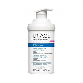 Uriage Xemose Creme Relipidante Anti-irritations 400ml