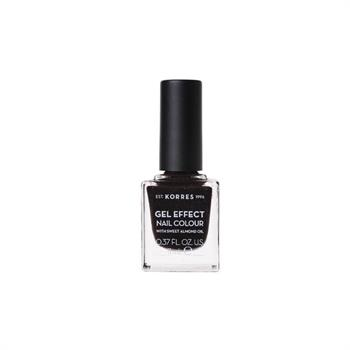 Korres Gel Effect Nail Colour Sequins Plum No 77 11ml