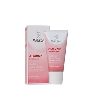 Weleda Almond Soothing Face Cream 24η Κρέμα 30ml