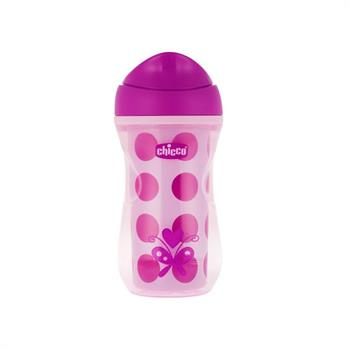 Chicco Active Cup Pink 14m+ 266ml 06981-10