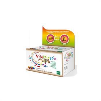 Winmedica Sofar Vitamin 360° Multi B 60 μασώμενες ταμπλέτες
