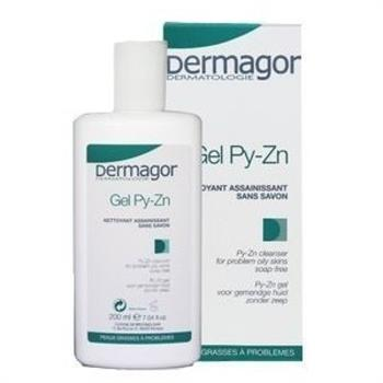 Inpa Dermagor Gel Py-Zn 200ml