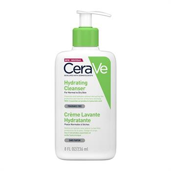 CeraVe Hydrating Clenaser for Normal to Dry Skin 236ml