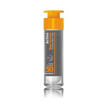 Frezyderm Active Sun Screen Innovative Face Cream spf30 50ml