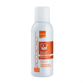 Luxurious Suncare Antioxidant Sunscreen Invisible Spray Water Resistant SPF50+ 100ml