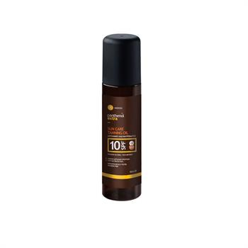 Panthenol Extra Sun Care Tanning Oil SPF10 150ml