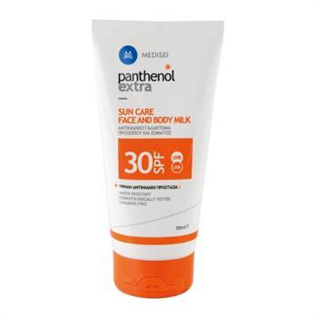 Panthenol Extra Face & Body Milk SPF30 150ml