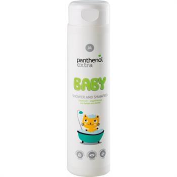Panthenol Extra Baby Shower & Shampoo 300ml