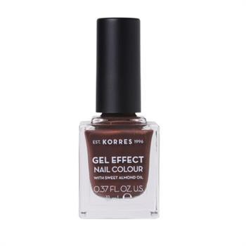 Korres Gel Effect Nail Colour Seashell No 61 11ml
