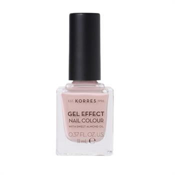 Korres Gel Effect Nail Colour Cocoa Sand No 32 11ml