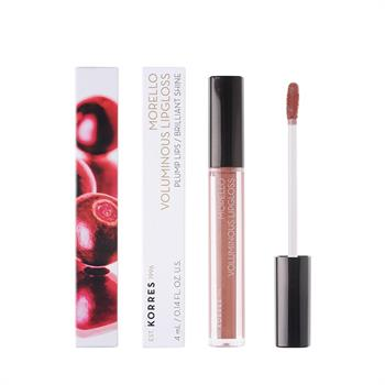 Korres Morello Voluminous Lipgloss Nο 42 Peachy Coral 4ml
