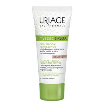 Uriage Hyséac 3-Regul Global Tinted Skin-Care SPF30 40ml