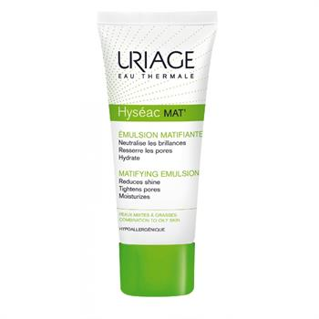 Uriage Hyseac Mat' Emulsion 40ml