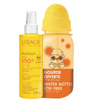 Uriage Bariesun Children SPF50+ Spray 200ml & ΔΩΡΟ Μπουκάλι Νερού