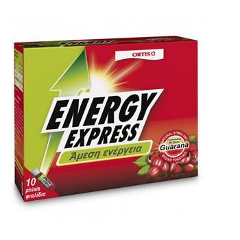 Ortis Energy Express 10x15ml