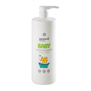 Panthenol Extra Baby Shampoo & Bath 2 in 1 1000ml