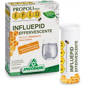 Specchiasol EPID Influepid 20 αναβράζοντα δισκία
