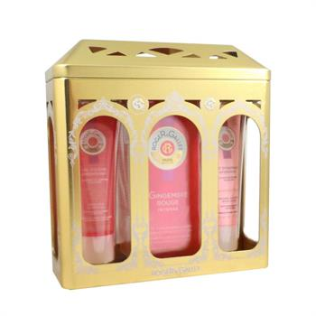 Roger & Gallet Set Gingembre Rouge Eau De Parfum 50ml & ΔΩΡΟ Body Lotion 50ml & Shower Gel 50ml