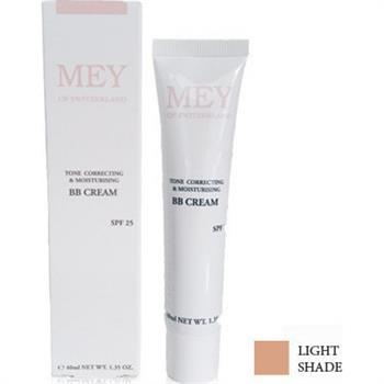 Mey BB Cream Tone Correcting & Moisturising Light Shade SPF25 40ml