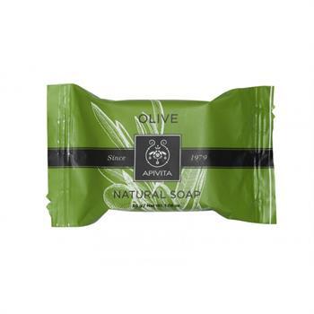 Apivita Natural Soap με Ελιά 30gr