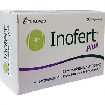 Inofert Plus 30caps