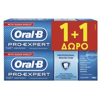 Oral-B Pro Expert Professional Protection 2X75ml