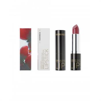 Korres Morello Creamy Lipstick 56 Lush Cherry 3,5gr