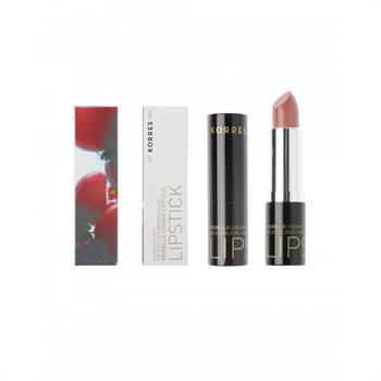 Korres Morello Creamy Lipstick 04 Honey Nude 3,5gr
