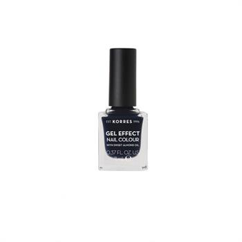 Korres Gel Effect Nail Colour No 88 Steel Blue 11ml