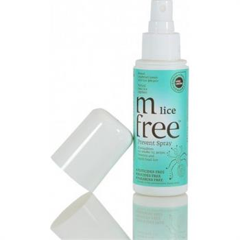 Mfree Lice Prevent Spray 100ml