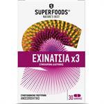 Superfoods Echinacea X3 30caps