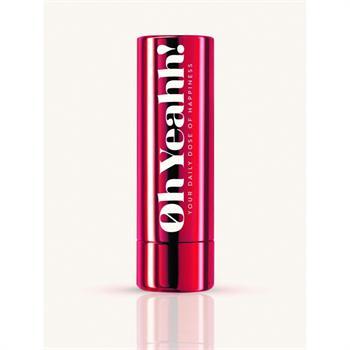 Oh Yeahh Happy Lip Balm SPF15 Red 4,2gr