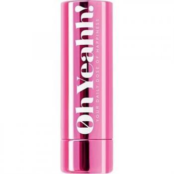Oh Yeahh Happy Lip Balm SPF15 Pink 4,2gr