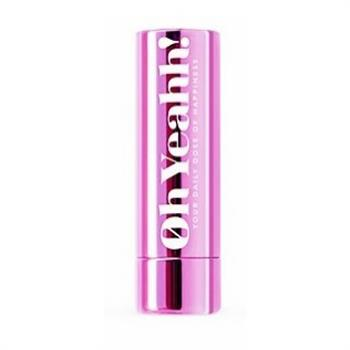 Oh Yeahh Happy Lip Balm SPF15 Violet 4,2gr