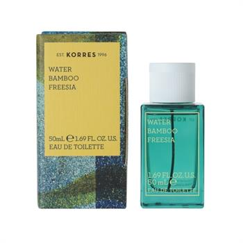 Korres Eau de Toilette Water Bamboo & Freesia 50ml