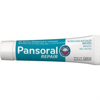 Elgydium Pansoral Repair Gel 15ml
