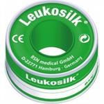 Leukosilk Επιδεσμική Ταινία από Μετάξι 4.6m χ 1.25cm