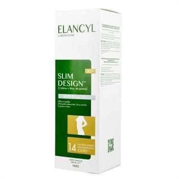 Elancyl Slim Design 45+ Συσφιγκτική Κρέμα 200ml