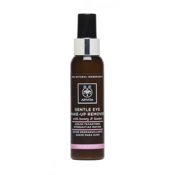 Apivita Gentle Eye Make-up Remover with Honey & Linden 100ml