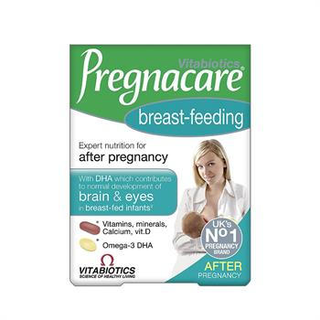 Vitabiotics Pregnacare Breast Feeding 84tabs