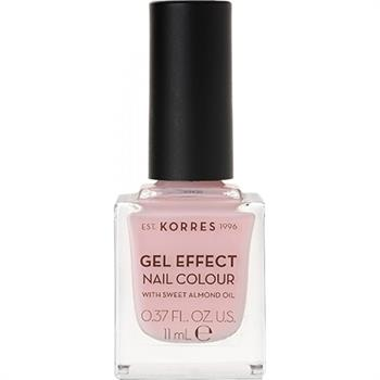 Korres Gel Effect Nail No 05 Candy Pink 11ml