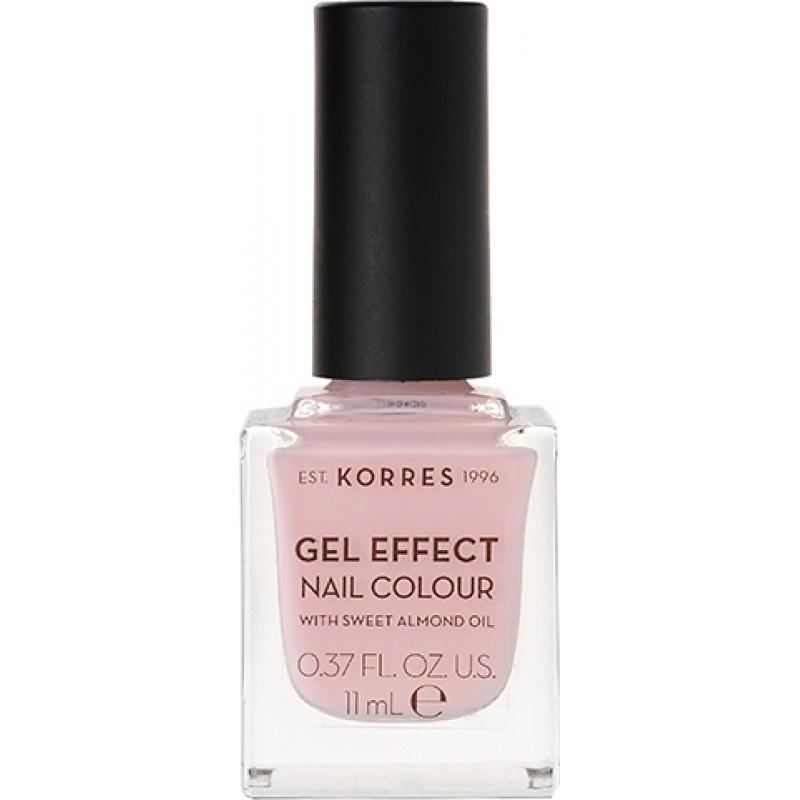 Korres Gel Effect Nail No 05 Candy Pink 11ml