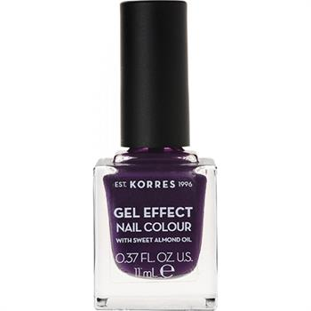 Korres Gel Effect Nail No 75 Violet Garden 11ml