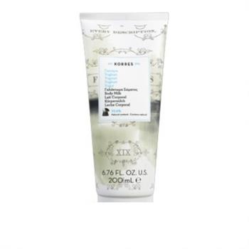 Korres Body Milk Γιαούρτι 200ml