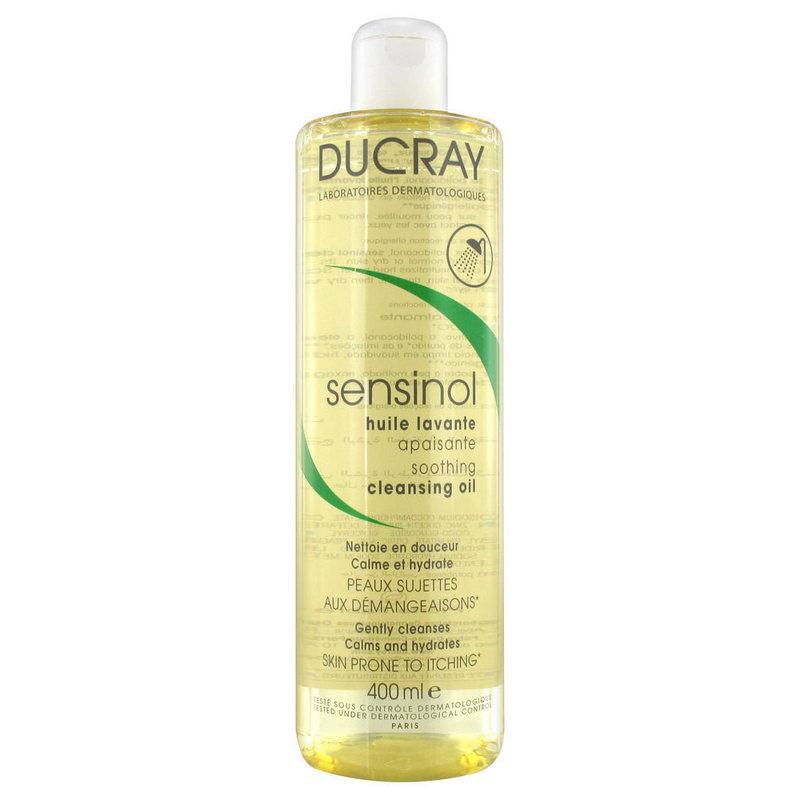 Ducray Sensinol Soothing Cleansing Oil 400ml