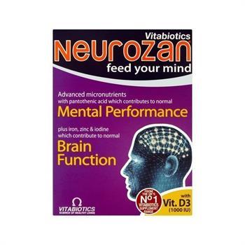 Vitabiotics Neurozan 30tabs